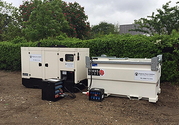 Generator for hire - Temporary Power Solutions