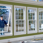 How does double glazing work?